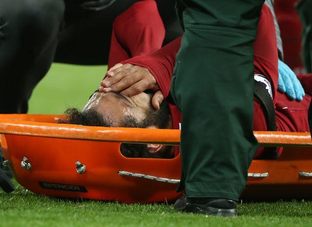 Mo Salaha ei pysty pelaamaaan tiistaina Barcelonaa vastaan. Egyptiläistähti toipuu aivotärähdyksestä.