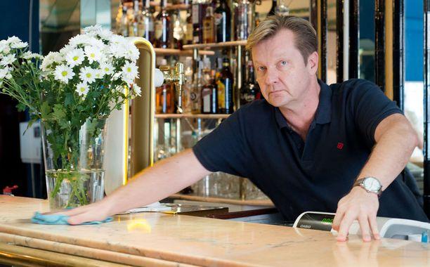 Petri Pursiaisella on vankka kokemus ravintola-alalta.