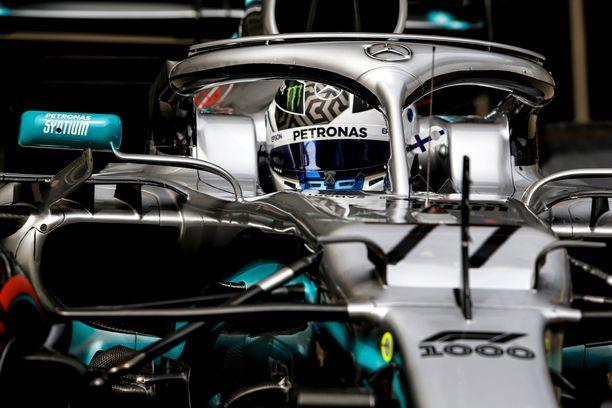Valtteri Bottas tuli toiseksi Kiinan osakilpailussa.