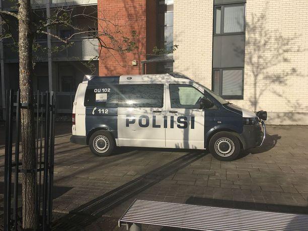 Ilmoitus Kaakkurissa kuulluista laukauksista tuli poliisille torstaina hieman ennen iltakuutta.