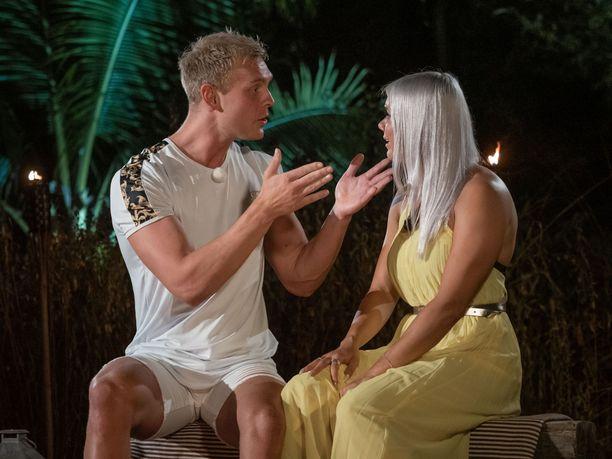 Valto ja Mira ehtivät olla yhdessä kolme vuotta ennen Temptation Island Suomeen osallistumista.