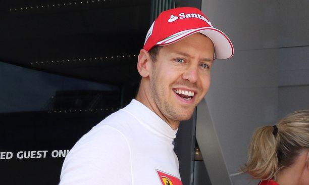 Sebastian Vettel kävi pikavisiitillä Keski-Suomen suvessa.