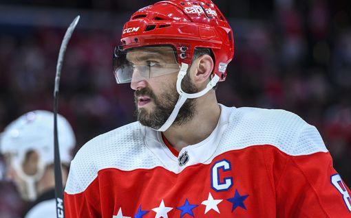 Mieletön monsteriviikko! Aleksandr Ovetshkin valittiin NHL:n ykköstähdeksi – Jarmo Kekäläisen löydöllä huimat tilastot