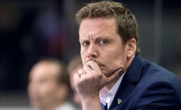 Leijonien päävalmentaja Lauri Marjamäki muistutti, että Suomi pelaa tiistaina oman lohkonsa voitosta.