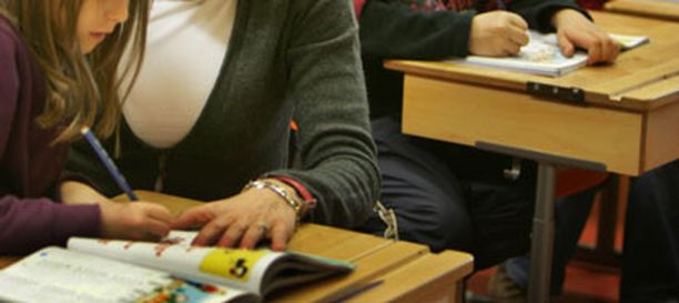 Viime vuonna kahdeksan prosenttia peruskoululaisista oli siirretty erityisopetukseen.