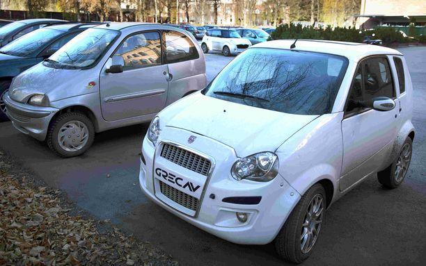 Mopoauto kelpaa taas, nyt kysytään erityisesti käytettyjä mopoautoja.