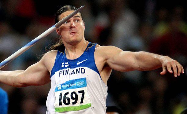 Tero Järvenpään olympiaunelma kuoli Pekingissä.