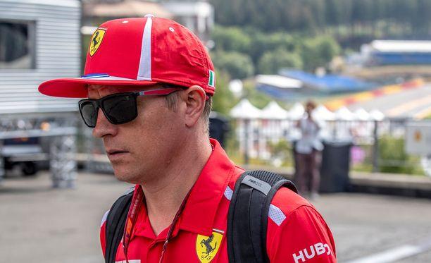 Kimi Räikkösen odotetaan jatkavan Ferratilla vielä ensi kaudellakin.