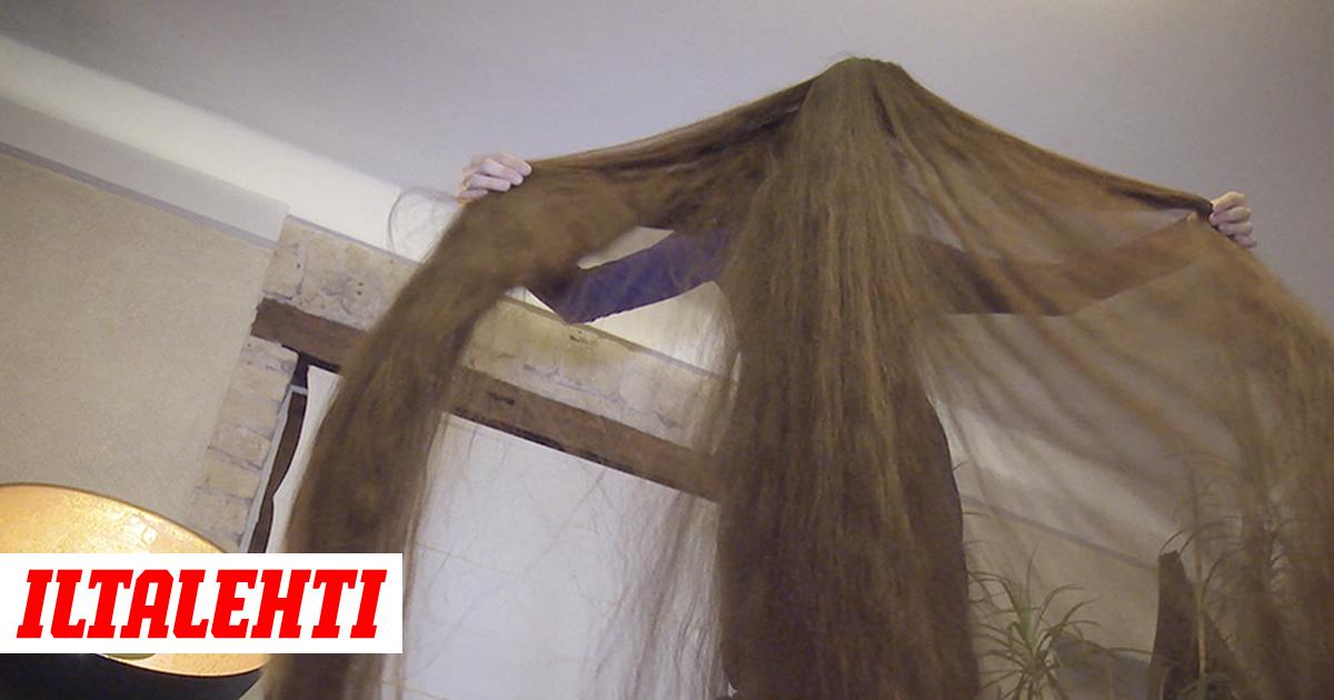 teini-ikäinen porno pitkät hiukset