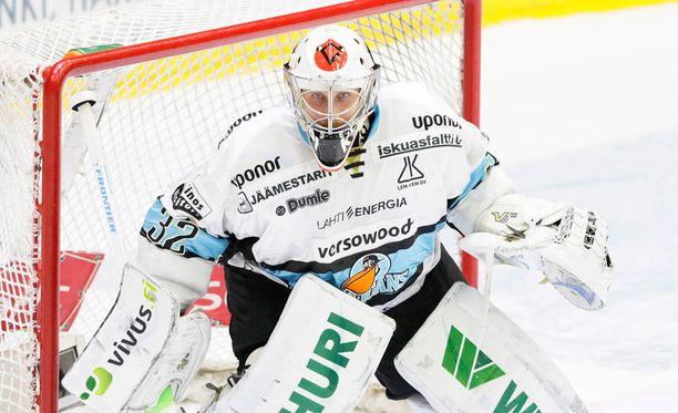 Niko Hovinen on Suomessa viimeksi edustanut Pelicansia.