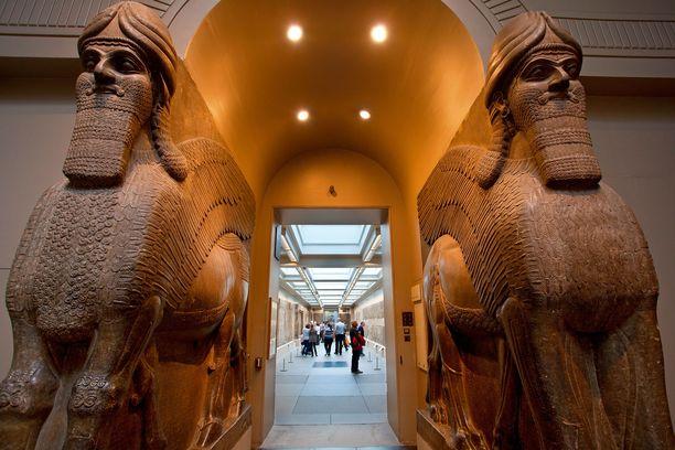 British Museumin kokoelmiin voi tutustua virtuaalinäyttelyssä kotoa käsin.