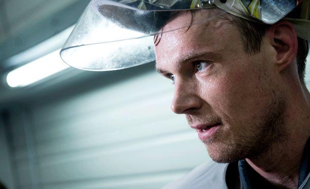Pekka Rinne on lähellä MM-ennätystä.