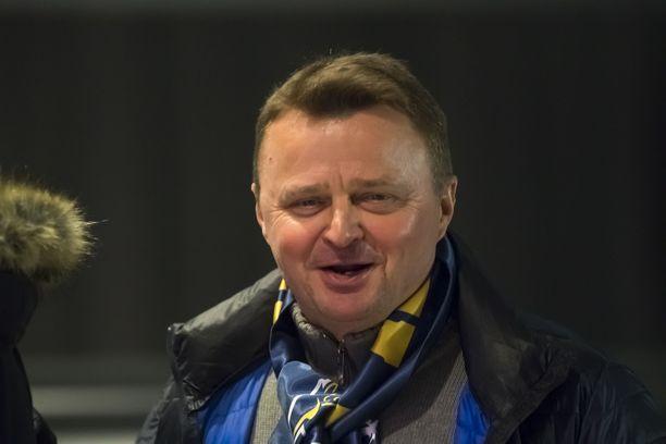 Jukka Toivakka jatkaa tehtävissään toistaiseksi.