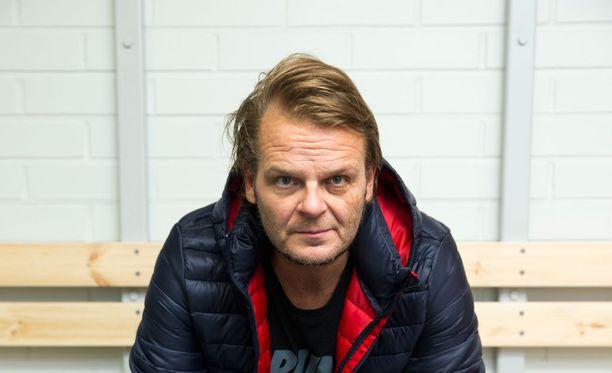 Marko Jantunen tekee jatkossa hommia osana Pelicansin PR-tiimiä.