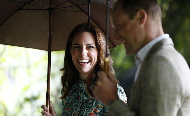 Kate ja William ovat kohta kolmannen lapsen vanhempia.