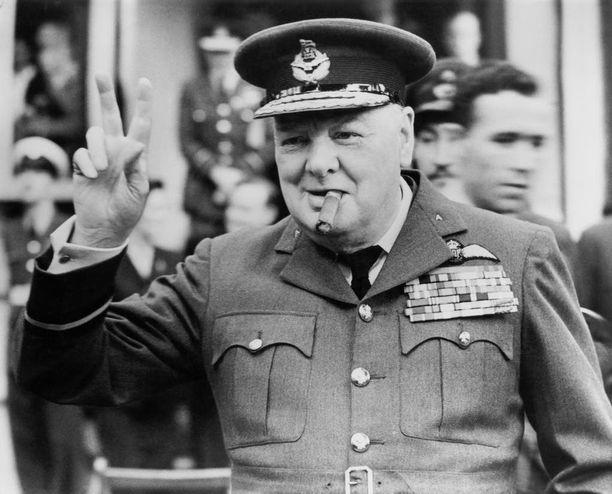 Liberaali-konservatiivi pääministeri Winston Churchill voitti aikoinaan natsijohtaja Adolf Hitlerin.