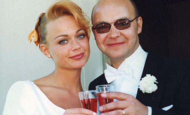 Lasse Norreksen ja Tahitin avioliitto päättyi myrskyisästi.