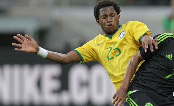 Fred pelasi Brasilian paidasas Copa Americassa.