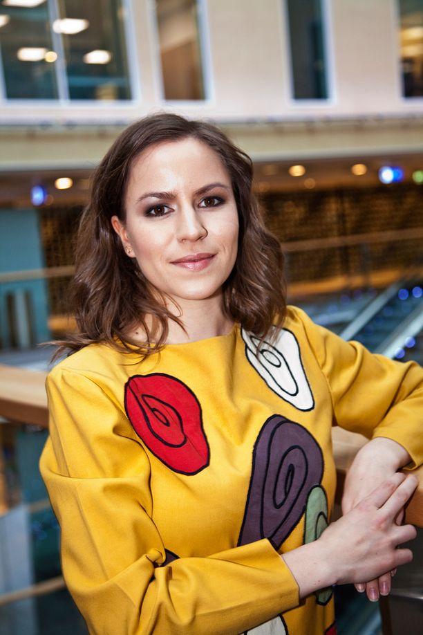 Arkkitehti Maria Nordin on tuttu Subin Iholla-ohjelmasta ja omasta Keidas-sarjastaan MTV:llä.