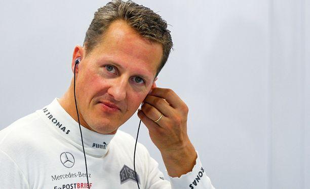 Michael Schumacherin nykytilasta ei juuri tihku virallisia tietoja.