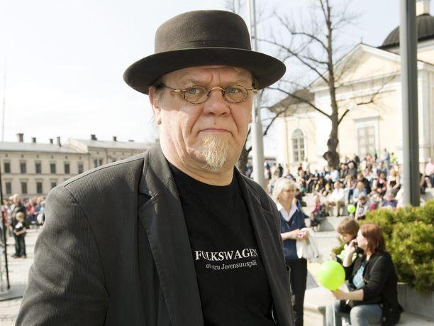 Harri Marstio menehtyi 62-vuotiaana.