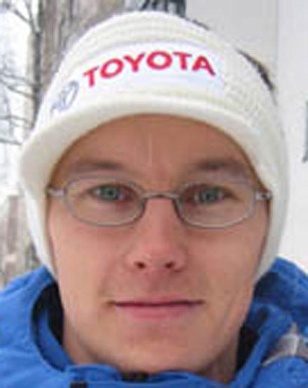 Markku Koski saavutti Torinon 2006 olympialaisista paipin pronssia.
