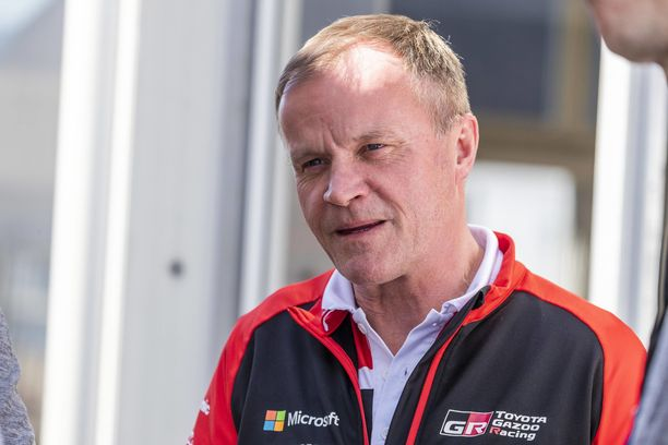 Tommi Mäkisen johtamalla Toyotalla on mainio iskun paikka Portugalissa.