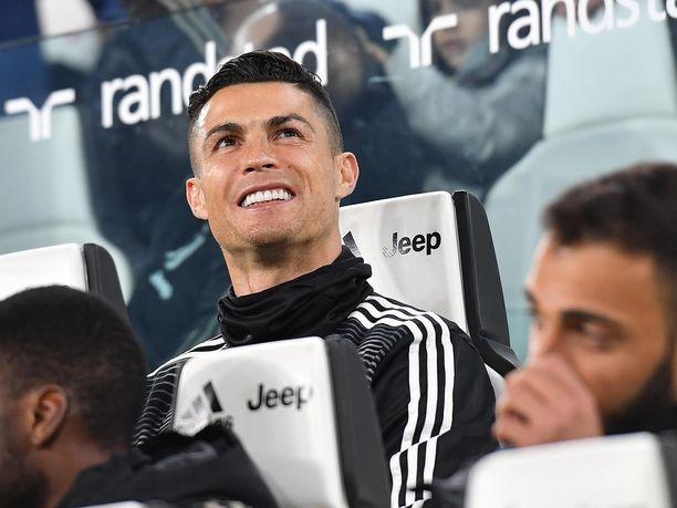 Cristiano Ronaldo ei pelannut minuuttiakaan Soulissa.