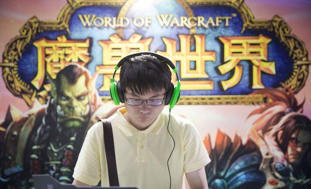 World of Warcraft julkaistiin vuonna 2004 ja sitä pelataan edelleen eri puolilla maailmaa.