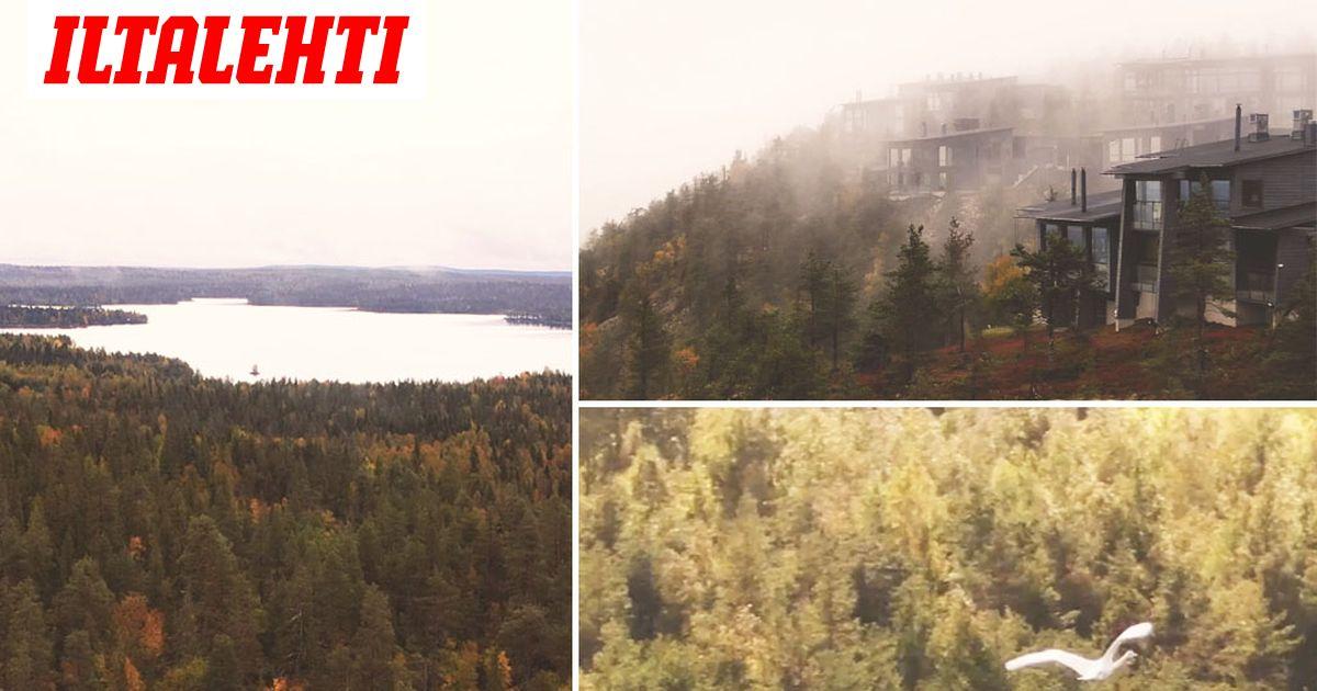 Antti kuvasi upean Suomi-videon  tästä ei puutu...