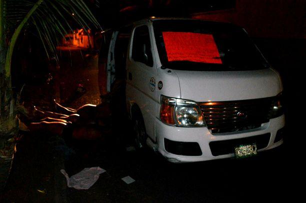 Maaliskuun alussa Veracruzissa löytyi 11 ihmisen ruumiit.