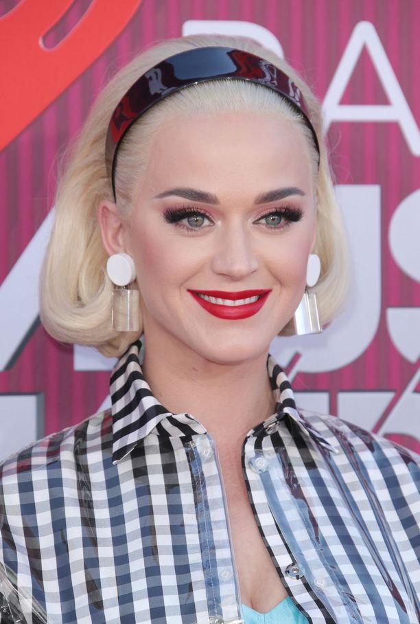 Katy Perry sanoi luottavansa kollegaansa täysin.