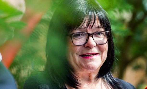 Maria Tolppanen ilmoitti keskiviikkona lähtevänsä perussuomalaisista SDP:hen.