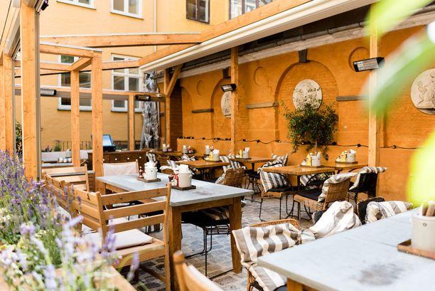 Restamaxilla on 11 Cock's & Cow- ja The Bird -konseptien ravintolaa Kööpenhaminassa Tanskassa.