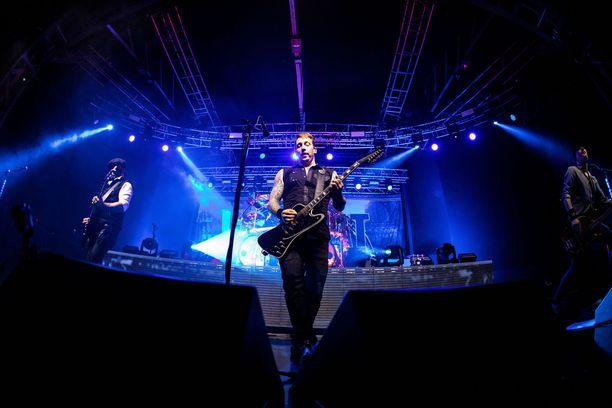 Volbeatin oli määrä esiintyä Helsingissä marraskuussa 2019. Keikka peruuntui lakkojen vuoksi.