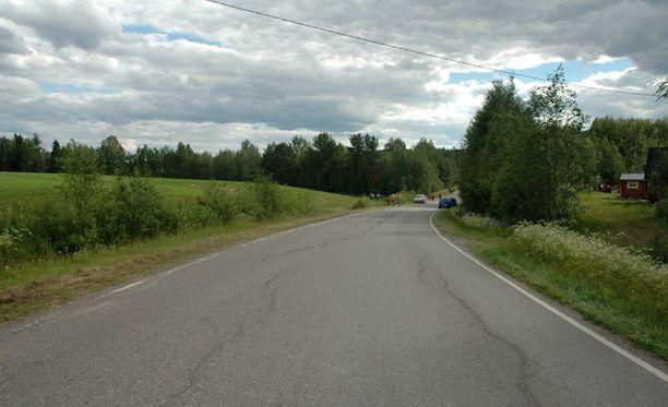 Kohtalokas onnettomuus sattui Toholammilla Sykäräisentiellä lauantaina.