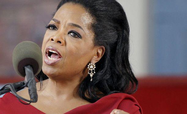 Oprahin tulkinnan mukaan kyse oli rasismista.