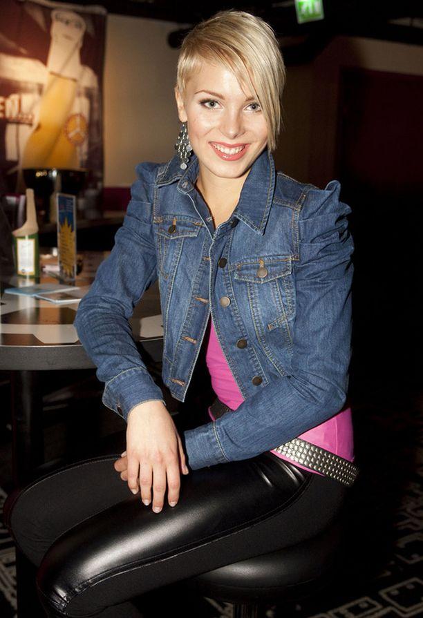 Laura Allonen tahtoo voittaa Dancen ja päästä New Yorkiin treenaamaan.