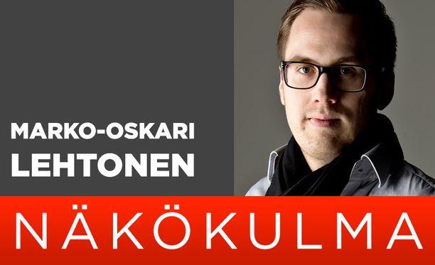 Minä olin Jalovaaran mukaan valehtelija, kirjoittaa Marko-Oskari Lehtonen.