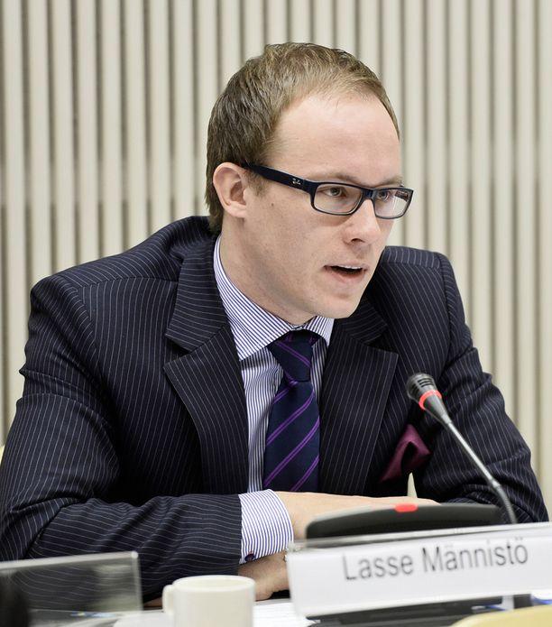 Lasse Männistö.