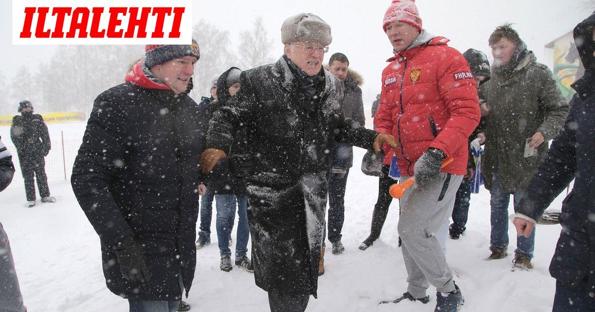 Venäjän Presidentinvaalit