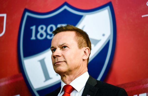 Jukka Valtasen mukaan HIFK ei voi laskea niin, että sen toiminta on muiden varassa tällä kaudella.