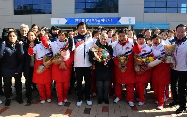 Koreoiden yhteisellä joukkueella ei nähdä olevan menestysmahdollisuuksia.