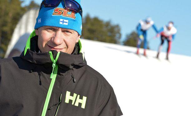 Toni Roponen sai yhdeksän vuotta sitten aivoinfarktin.