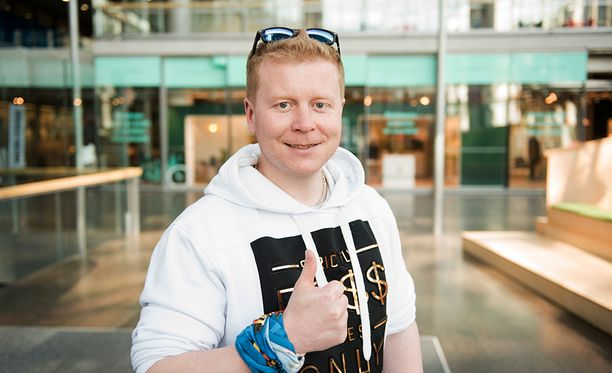 Sampo Kaulanen voitti äskettäin Selviytyjät Suomi -kisan.
