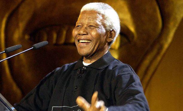 Mandelalle oli monia nimiä.