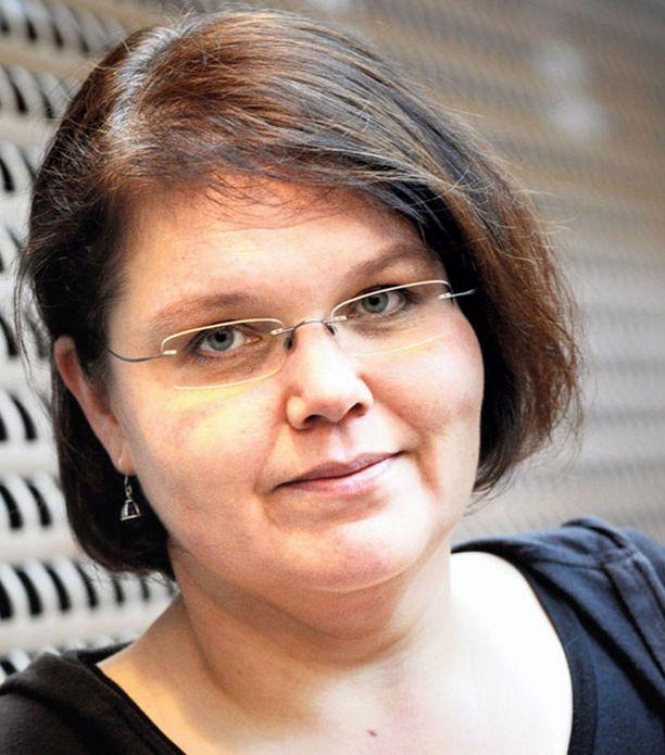 Kaarina Hazard pohtii tuoreessa kirjoituksessaan, mistä kolumnin nostattama raivo ja viha ovat peräisin.