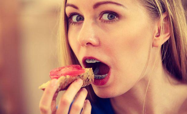 Gluteiinia voi olla muun muassa leivässä.