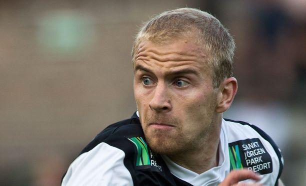 Kari Arkivuo teki häikäisevän maalin IFK Göteborgia vastaan.
