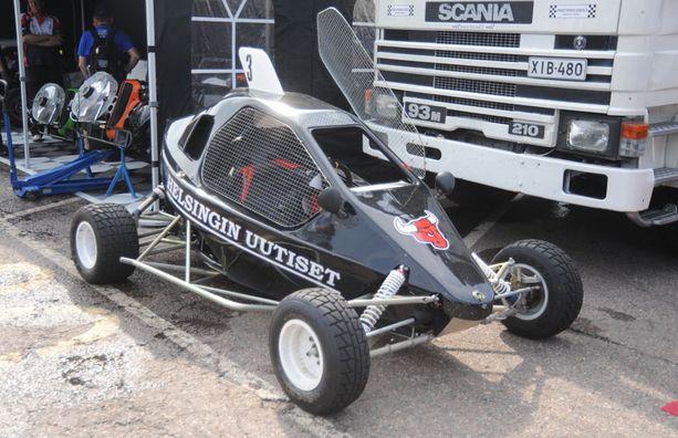 BullSpeed Cross Kart